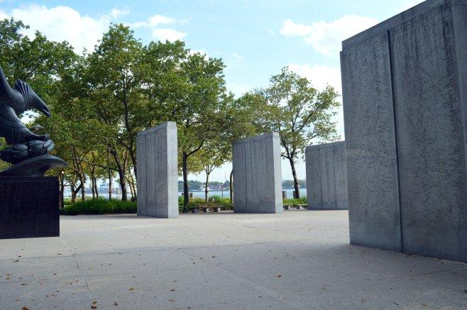 Fallen soldiers memorial.